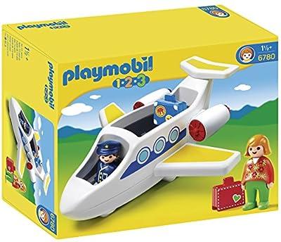 1.2.3 Avión de Playmobil (6780)