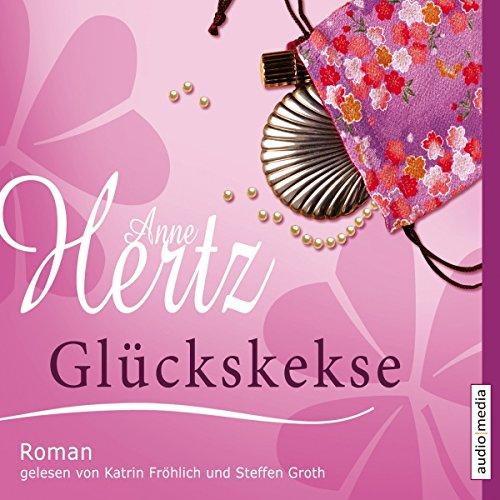 Glückskekse audiobook cover art