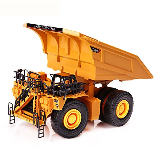 Fantastic Prices! ZFF Model Car Toys Road Mining Dump Trucks Transport Trucks Truck Models Large All...