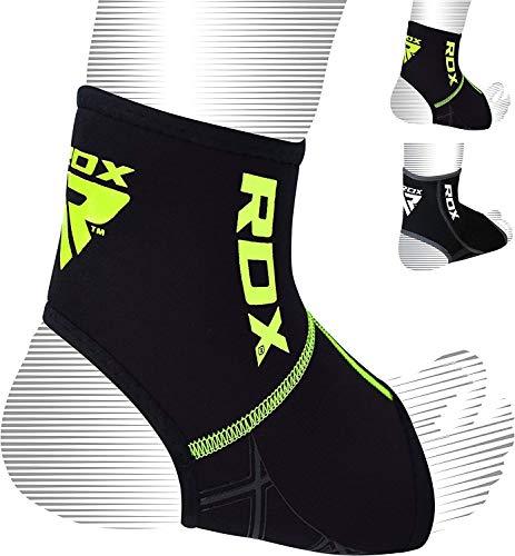 RDX Tobillera Esguince Soporte Tobillo Deportivas Estabilizadoras Fitness Baloncesto (Se Vende como Single Articulo)