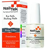Nail Tek Foundation 2 Ridge Filler - For Soft, Peeling Nails 15ml/0.5oz