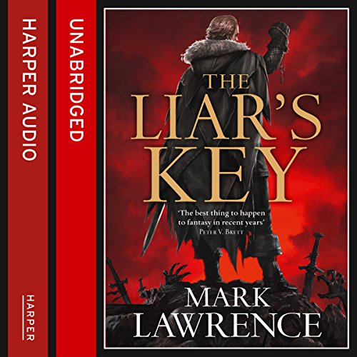 The Liar's Key audiobook cover art