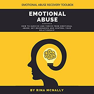 Emotional Abuse audiobook cover art