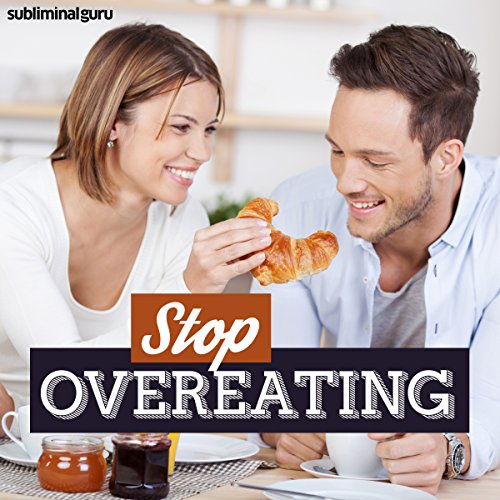 Stop Overeating audiobook cover art