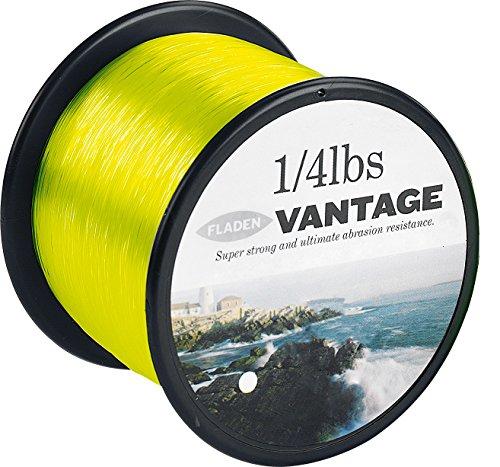 Fladen Vantage Pro Angelschnur auf 113 g Spulen Gelb gelb 15lbs