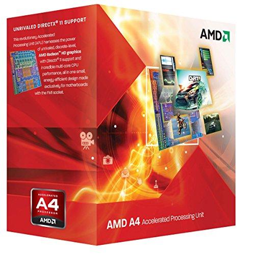 AMD A Series A4-3400 2.7GHz 1MB L2 Contenedor