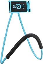 Soporte universal elegante del teléfono móvil, colgante en el soporte del teléfono celular del soporte del cuello, soporte perezoso flexible DIY que rota libre para las funciones múltiples