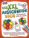 Das XXL-Ausschneidebuch - Aussch...