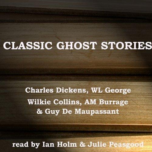 Page de couverture de Classic Ghost Stories