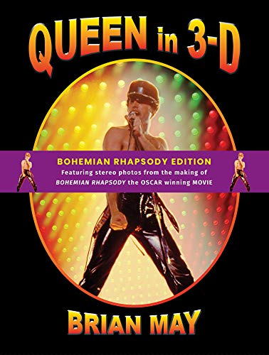 May, B: Queen in 3-D (3d Stereoscopic Book)