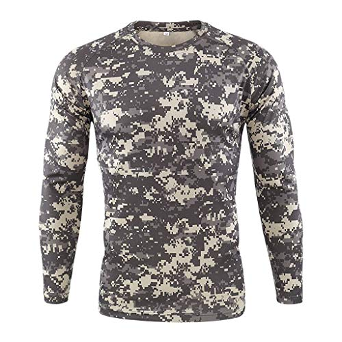TIFENNY Spring Shirts Athletic Pullover Men's Outdoor...