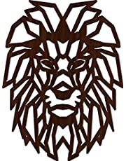 LaserArts Wooden Wall Hangings, Lion, 40 * 30cm, 3 mm - BD311429