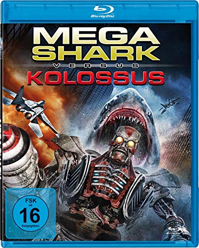 Mega Shark vs. Kolossus [Blu-ray]