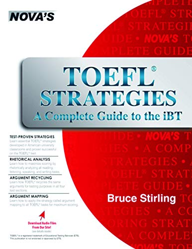 TOEFL Strategies: A Complete Guide to the iBT (English Edition)
