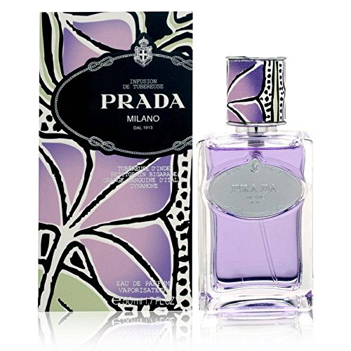 Prada Infusion De Tubereuse Eau De Parfum Spray for Women, 1.7 Ounce