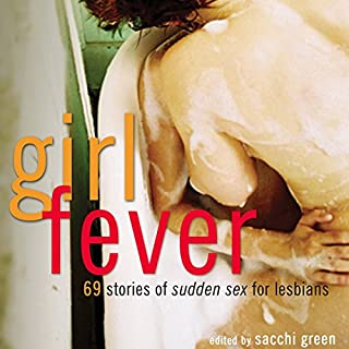 Girl Fever audiobook cover art