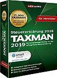 TAXMAN 2019 für Vermieter|Basis|1 Gerät|1 Jahr|PC|Download|Download -