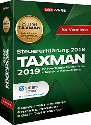Lexware TAXMAN 2019 FUER VERMIETER