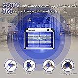 Zoom IMG-1 pluiesoleil zanzariera elettrica 20w esterno