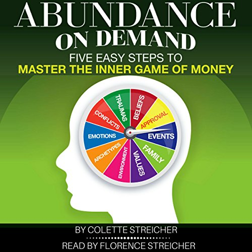 Abundance on Demand audiobook cover art