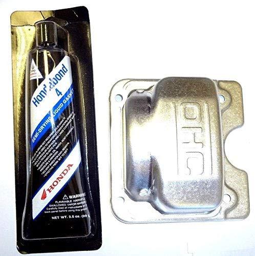 Honda 12310-Z8A-000 (1) and 08717-1194 (1) Head Cover & Hondabond Kit