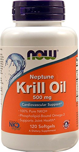 Now Foods, Neptune Krill Oil, 500mg x120 Softgels
