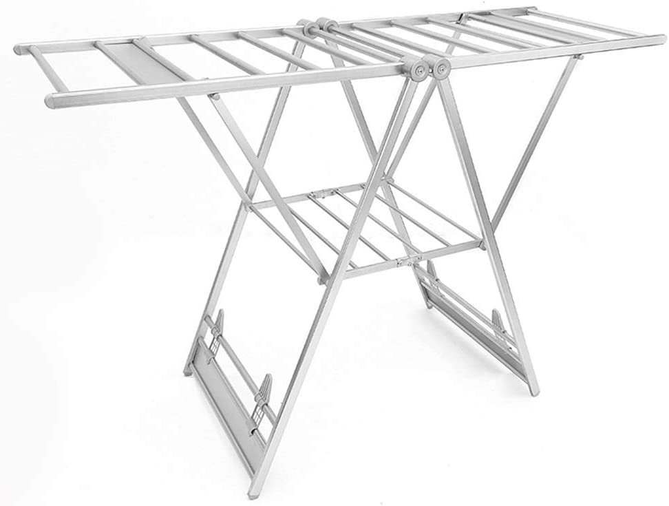 Drying Rack Clothes Hanger Aluminum Balcony Alloy Indoor Cheap super Recommendation special price Wi Home