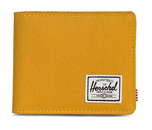 Herschel Roy Plus Coin RFID Wallet Arrowwood