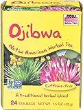 NOW Foods Real Tea Ojibwa Nati...