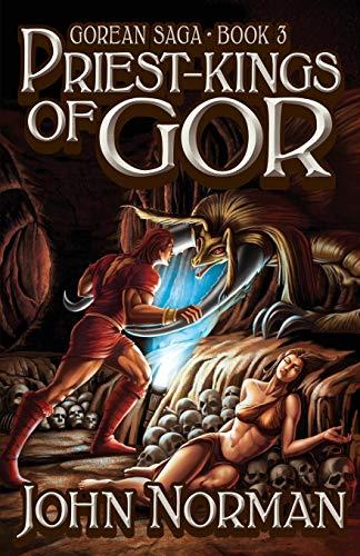 Priest-Kings of Gor (Gorean Saga)