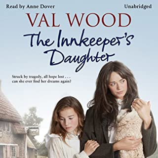 The Innkeeper's Daughter cover art