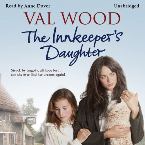 The Innkeeper's Daughter audiobook cover art