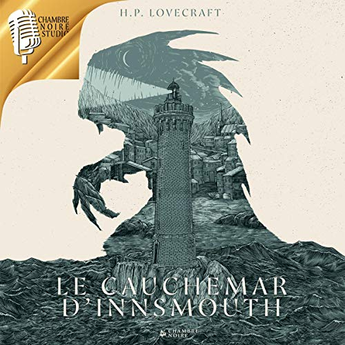 Le cauchemar d'Innsmouth cover art