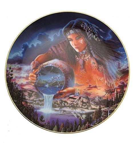 Franklin Mint Royal Doulton The Waters of Life Plate David Penfound CP1378 -  5055382601937