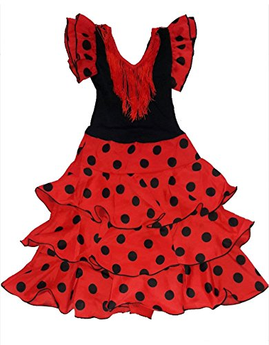 Selecte-plus - Vestido flamenco sevillane