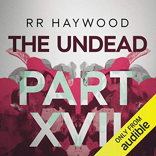 The Undead: Part 17 cover art