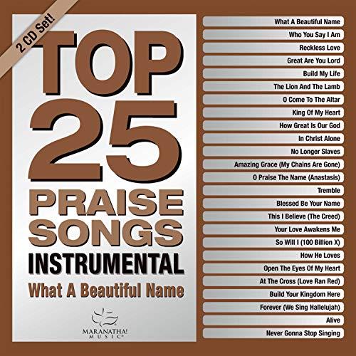 Top 25 Praise Songs Instrumental...