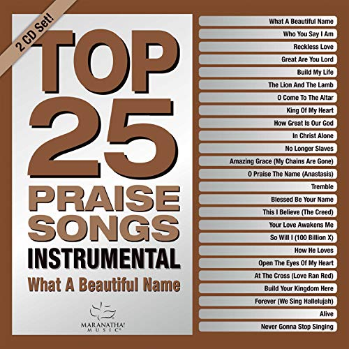 Top 25 Praise Songs Instrumental...