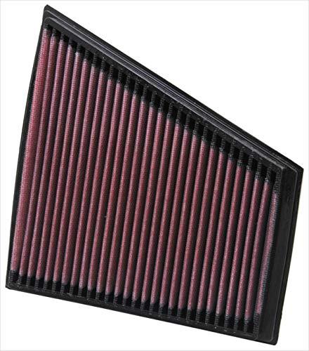 K&N 33-2830 Voiture Filtre à Air de Remplacement, Lavable et Réutilisable