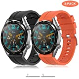 TOPsic Cinturino Huawei Watch GT 2/Huawei Watch GT Fashion/Sport/Active/Elegant/Classic/Gear S3...