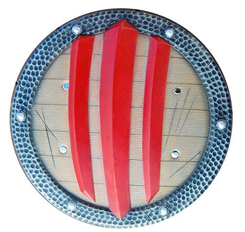 Whombatz Toy Foam Shield (Red)
