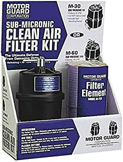 Motorguard - Compressed Air Filters Sub-Micronic Compressed Air Filter: 396-M-26-Kit - clean air filter kit 1/4npt