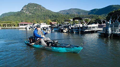 Wilderness Systems A.T.A.K 140 Fishing Kayak