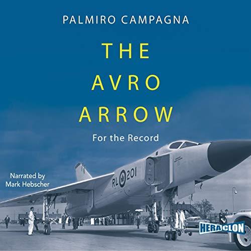 The Avro Arrow cover art