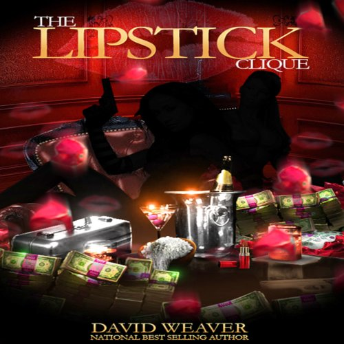 The Lipstick Clique audiobook cover art