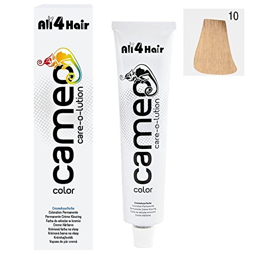 Cameo Color Haarfarbe 10 hell-lichtblond 60 ml Cameo Color - Haarfarbe 10 hell-lichtblond - 60 ml