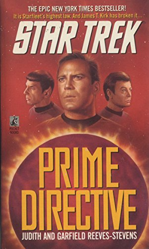 Prime Directive (Star Trek: The Original Series) (English Edition)