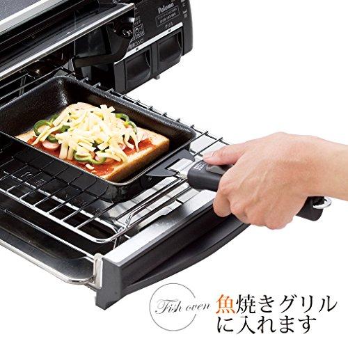 和平フレイズグリルパン魚焼きグリルオーブンガスIHグリルDE活躍セットグレービークックルント魚焼きグリルオーブンガスIHフライパン20cmフライパン24cm角型フライパン蓋着脱式ハンドルトング日本製GM-9209