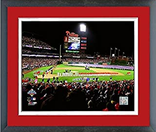 MLB Citizens Bank Park Philadelphia Phillies 2008 World Series Stadium Photo (Size: 13