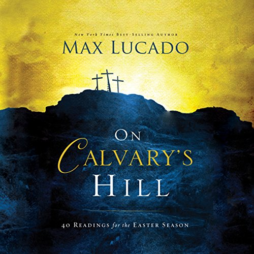On Calvary's Hill audiobook cover art